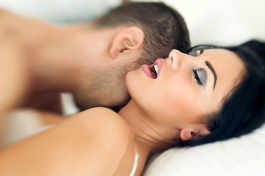 Крики и возгласы во время секса
